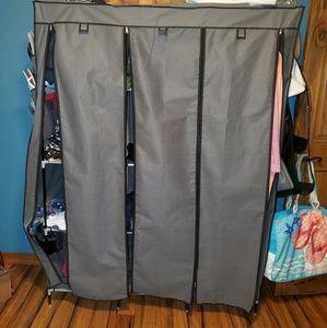 Pop up closet & shoe organizer BNIB